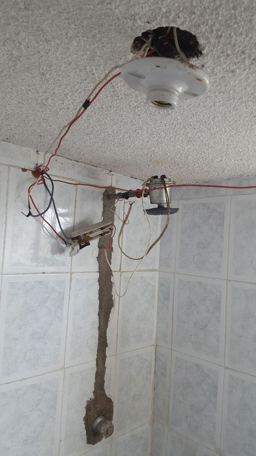 electric showerhead danger