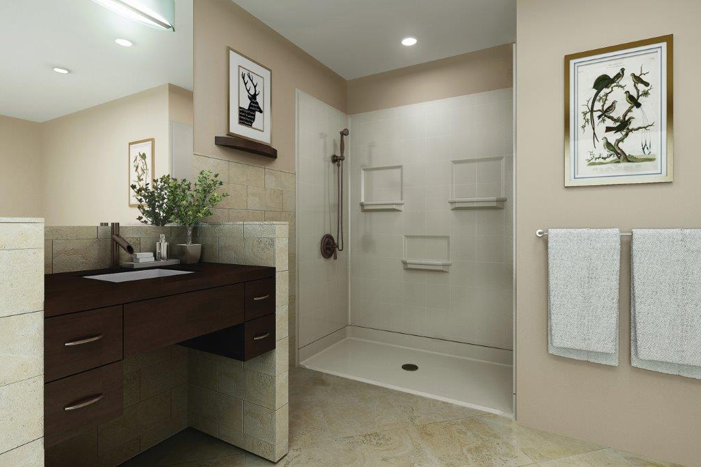 Universal Design In The Bathroom Basics Of Layout And