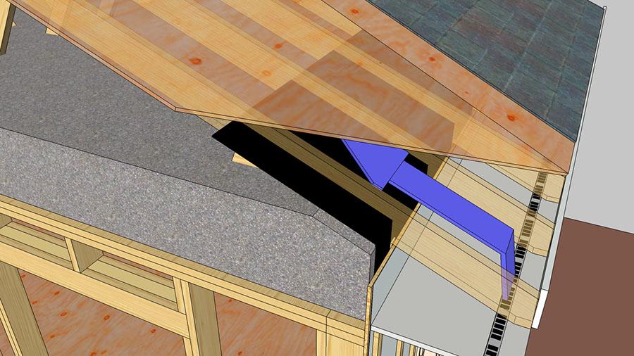 Roof Ventilation 7 Minutes Of Bs Protradecraft