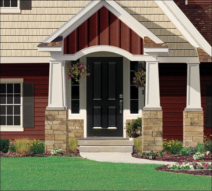 Builders Don T Use Vertical Siding As Much As They Should: vinyl siding vertical