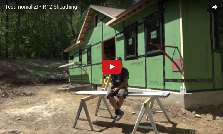 Pro Picks Zip System R 12 Sheathing And Stretch Tape
