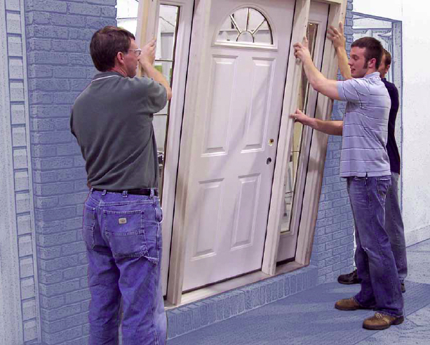Reduce installation issues and callbacks for entry doors for What is provia