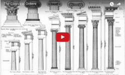 Classical orders of architecture